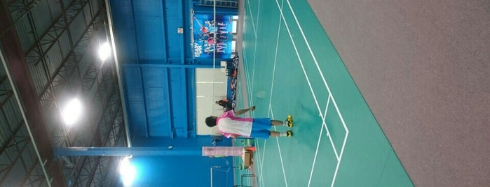 K.C.Badminton Club is one of Sloto'nun Beğendiği Mekanlar.