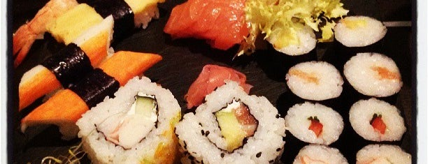 Riba Sushi is one of Restaurants.