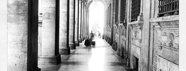 Via Zamboni is one of Bologna travel tips.