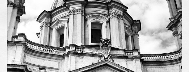 Chiesa di Sant'Agnese in Agone is one of Rome.