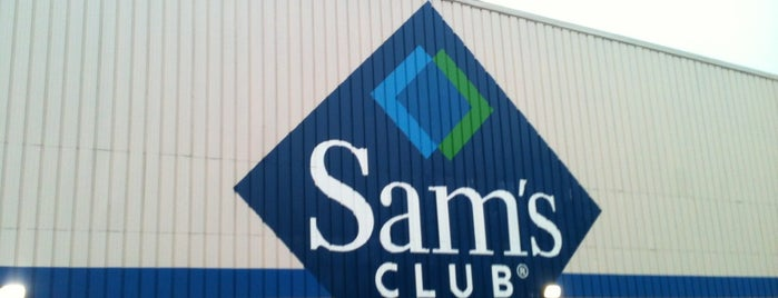 Sam's Club is one of Locais curtidos por Isabel.