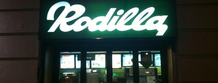 Rodilla is one of Antonio : понравившиеся места.
