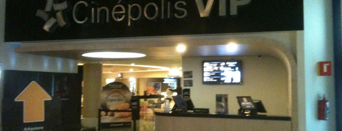 Cinépolis VIP is one of Fernando 님이 좋아한 장소.