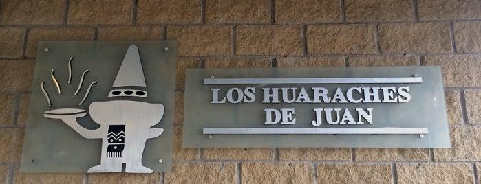 Los Huaraches De Juan is one of Para Comer/Cenar 👌🏾.
