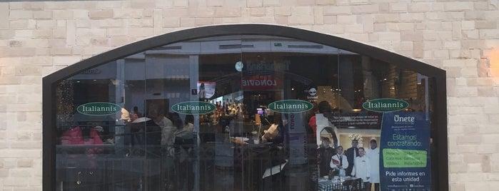 Italianni's Pasta Pizza & Vino is one of Lugares favoritos de Mir🌸.