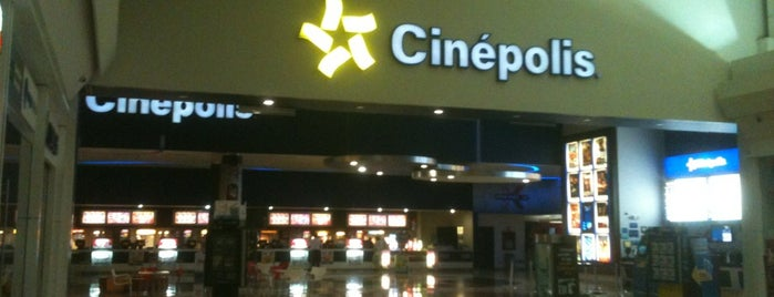 Cinépolis is one of Locais curtidos por Lorena.