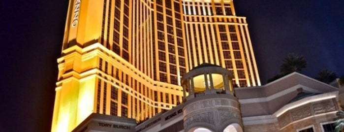 The Palazzo Resort Hotel & Casino is one of Hotel History.