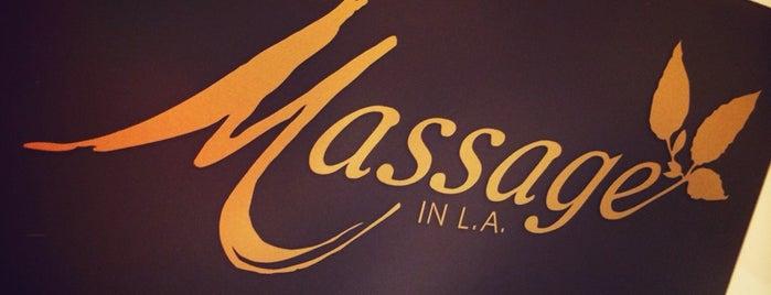 Massage in LA is one of Orte, die Bayana gefallen.