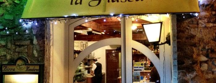 Trattoria La Fiasca is one of Turin.