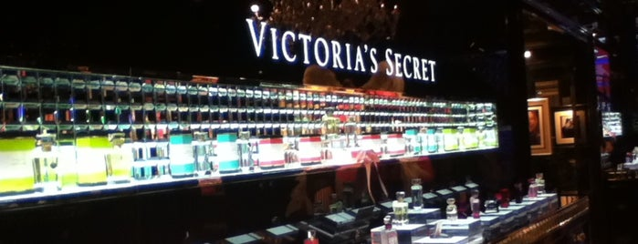 Victoria's Secret is one of L.