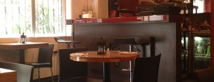 La Gloria is one of Restaurantes visitados.