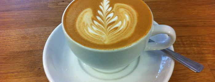 Castello Coffee Co is one of Edinburgh's best.