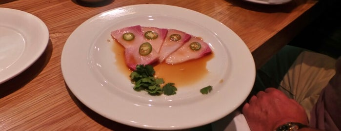 Nobu is one of Miami Florida - Peter's Fav's.