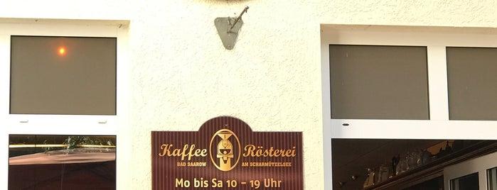 Kaffee-Rösterei is one of Tempat yang Disukai Pieter.