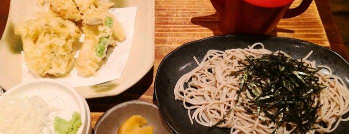 蓼科庵 is one of Vegan Tokyo.