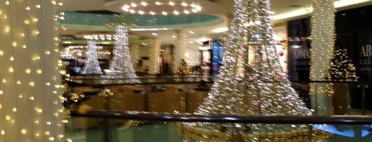 Галереи «Времена года» is one of TOP-100: Торговые центры Москвы.