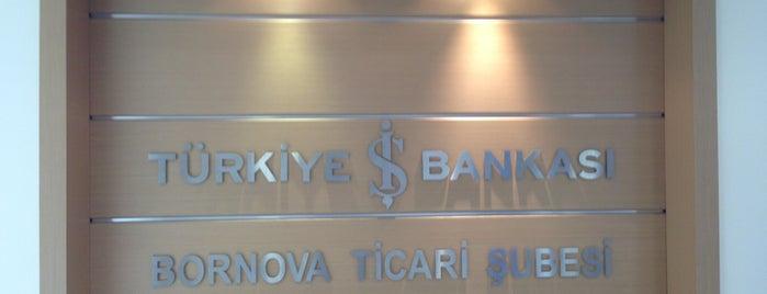 Türkiye İş Bankası is one of Locais curtidos por Ibrahim Deniz.