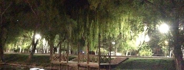 Kanlıkavak Parkı is one of gezmece.