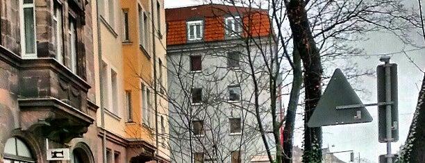 H Stephanstraße is one of Lia 님이 저장한 장소.
