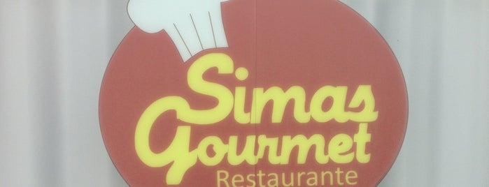 Simas Gourmet is one of Tiago 님이 좋아한 장소.