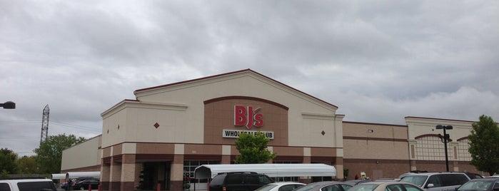 BJ's Wholesale Club is one of Priyanka : понравившиеся места.