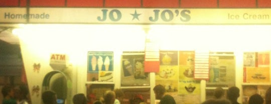 JoJo's Ice Cream is one of Lieux sauvegardés par Flor.