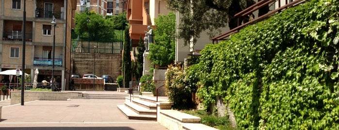 Piazza San Giovanni Bosco is one of Aus, Bel, Fra, Ger, Ita & Swi.