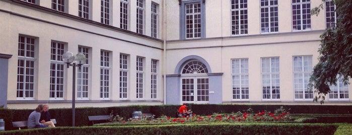 Binnentuin Rechtsgeleerdheid is one of สถานที่ที่ Vincent ถูกใจ.