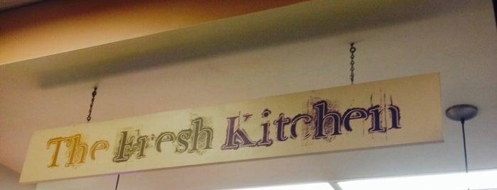The Fresh Kitchen is one of Raul'un Kaydettiği Mekanlar.