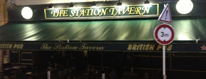 Station Tavern is one of Cannes.