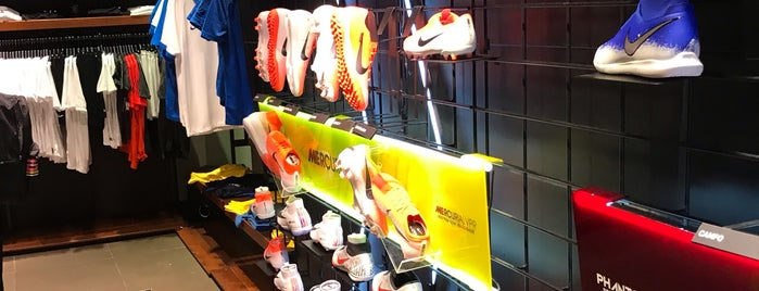 Nike Store is one of Shopping Anália Franco.