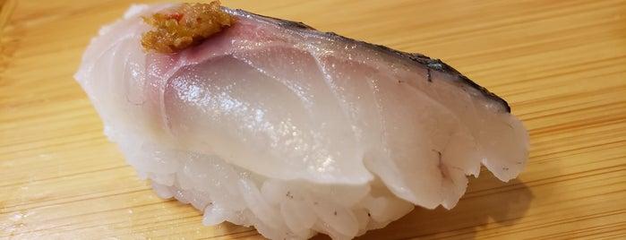 Sushi ken is one of Maki'nin Beğendiği Mekanlar.