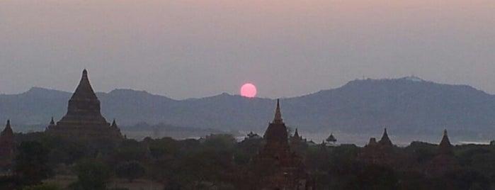 Shwe San Daw is one of Myanmar.