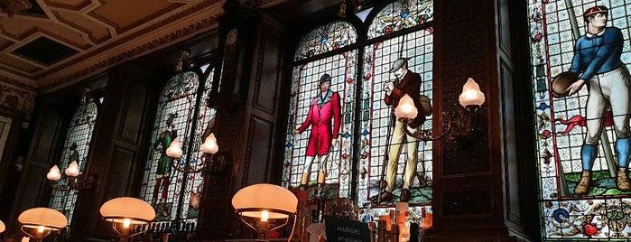 The Café Royal is one of ERINBRA.