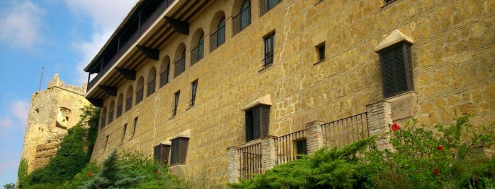 Hotel Parador de Carmona is one of Paradores.