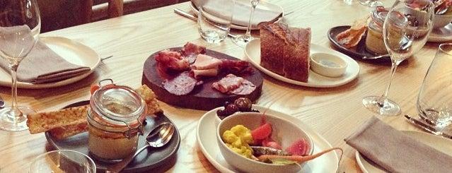 Nomad Restaurant is one of Sydney for coffee-loving design nerds.