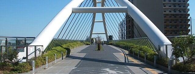 大宮ほこすぎ橋 is one of Lugares favoritos de papecco2017.