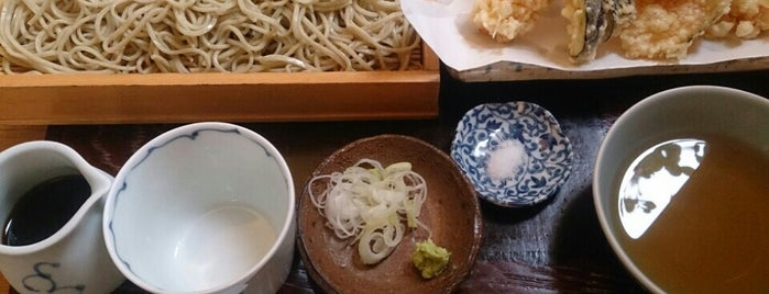 """蕎麦きり さいとう is one of ŧ‹""""ŧ‹""""(๑´ㅂ`๑)ŧ‹""""ŧ‹""""."""