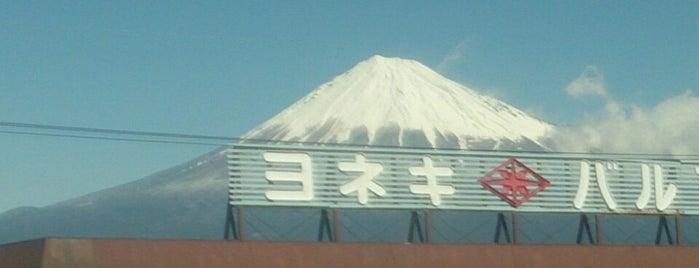 富士山ビューポイント is one of Lugares favoritos de papecco2017.