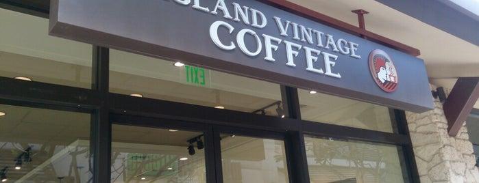 Island Vintage Coffee is one of papecco2017 : понравившиеся места.