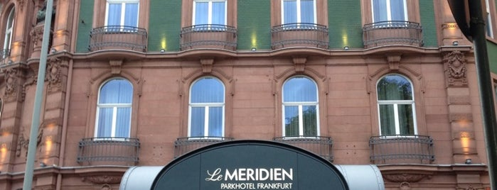 Le Méridien Frankfurt is one of Barometer Frankfurt 2014 - Teil 1.