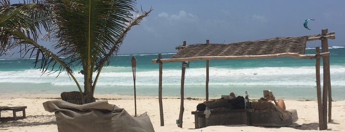 Mayan Clay Spa is one of Tulum.