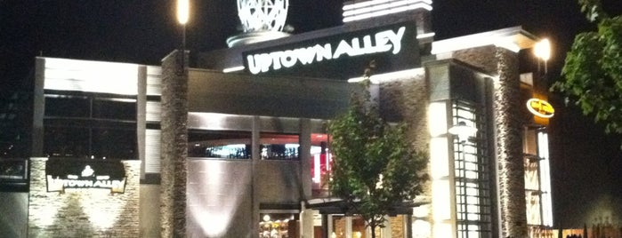 Uptown Alley is one of Mighty 님이 좋아한 장소.