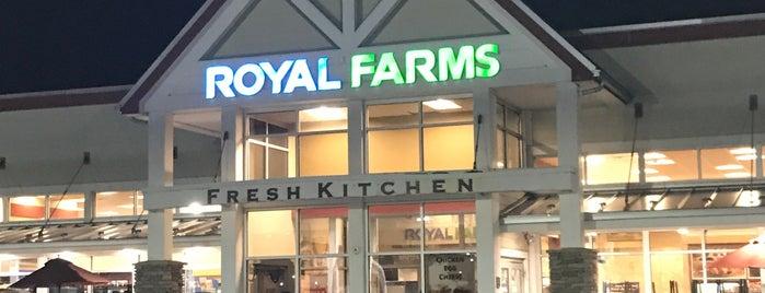 Royal Farms is one of Heath 님이 좋아한 장소.