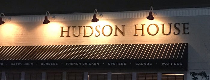 Hudson House is one of Erin 님이 좋아한 장소.