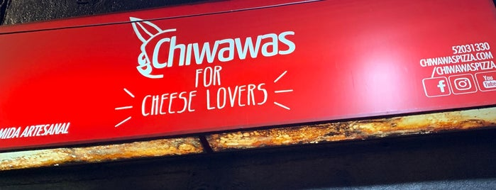 Chiwawa's Pizza is one of INFORMAL Y CASUAL.