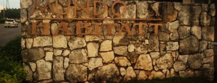 Mundo Habitat is one of Marcia : понравившиеся места.