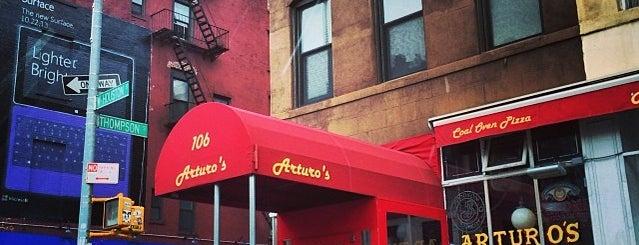 Arturo's Restaurant is one of New York: Pizza.