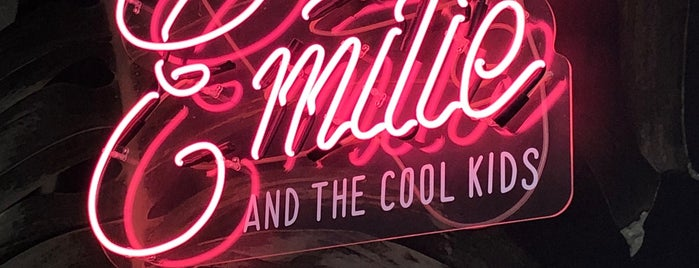 Emilie and the cool kids is one of iceland.