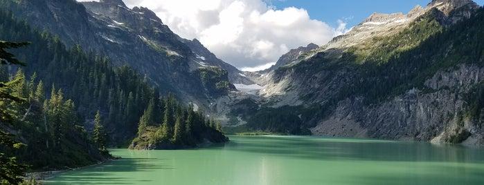 Blanca Lake is one of 🌍 Adventure.